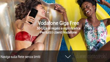 Vodafone Giga Free