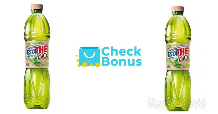 Estathè Verde Bio: punti con scan e scontrino!