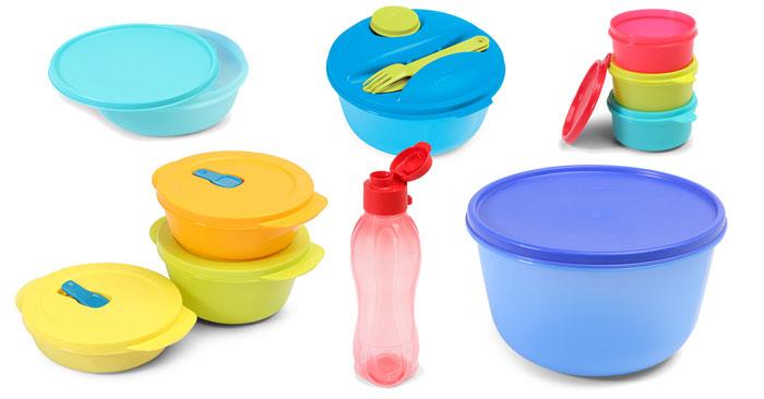 Despar collezione Tupperware