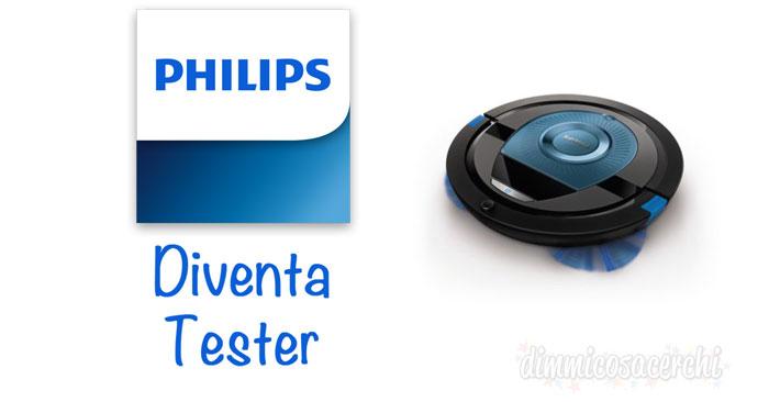 Test di prodotto Philips: diventa tester di Aspirapolvere SmartPro Compact