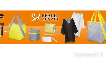 "Rivista Chi con set ""Beach&Party"""