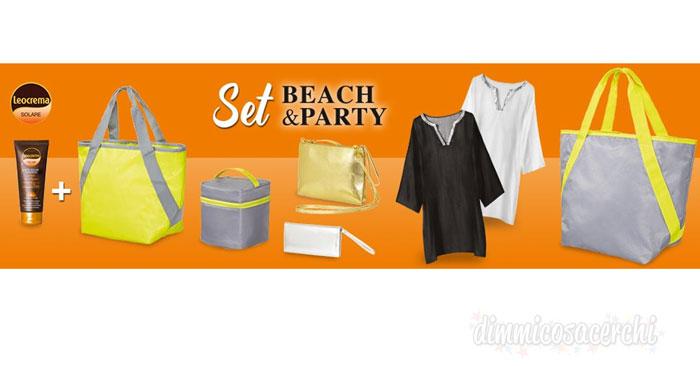 """Rivista Chi con set """"Beach&Party"""""""