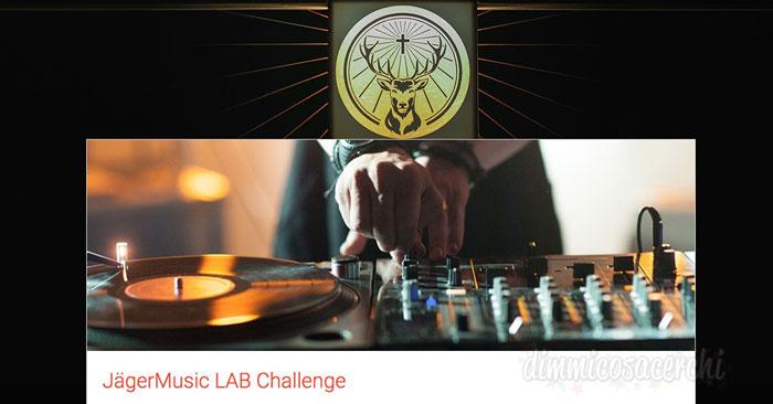 Concorso JägerMusic LAB Challenge