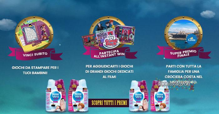 Concorso Nestle Vera Kids