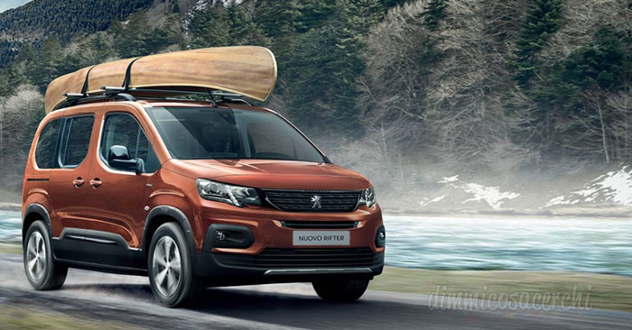 "Concorso Peugeot ""Rifter Up"""