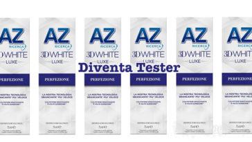 Diventa Tester di AZ 3D White Luxe