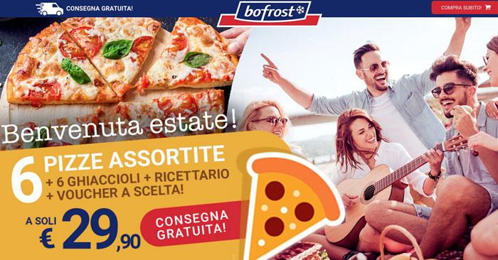 Offerta Bofrost
