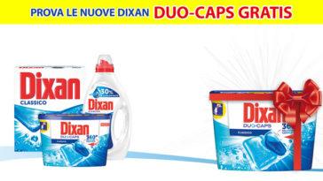 Provami gratis Dixan Duo Caps