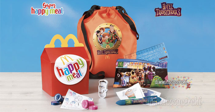 Super Happy Meal Mc Donald's