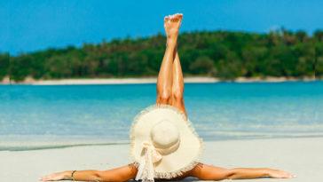 Trattamenti di bellezza gratis in spiaggia