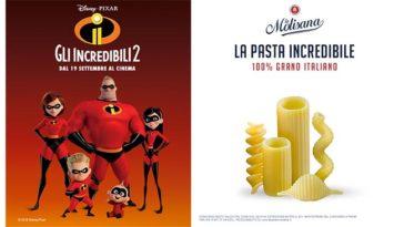 """Concorso La Molisana """"La pasta Incredibile"""""""