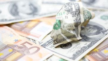 Banconote rovinate: quando sono valide?