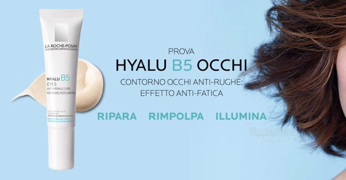 Campione omaggio Hyalu B5 occhi