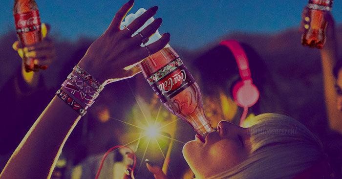 """Concorso Coca-Cola """"Always On"""""""