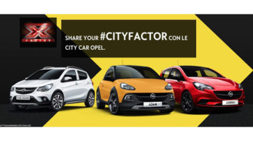 "Concorso Opel ""City Factor"""