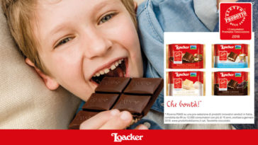 Diventa tester Cioccolato Loacker con The Insiders