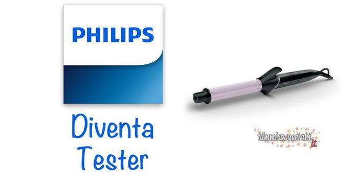 Diventa tester Philips: StyleCare Arricciacapelli