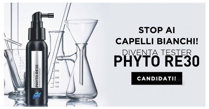 Diventa tester Phyto R30