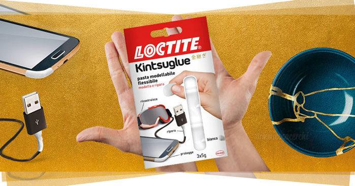 Donnad: diventa tester Loctite Kintsuglue