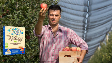 Kellogg's: vinci un albero bio e i suoi frutti