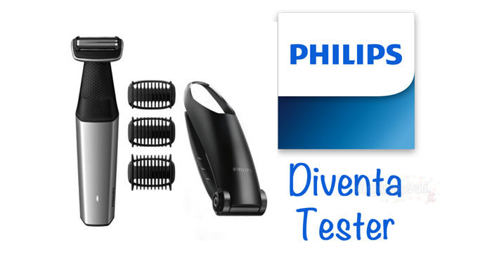 Philips Bodygroom: diventa tester Philips