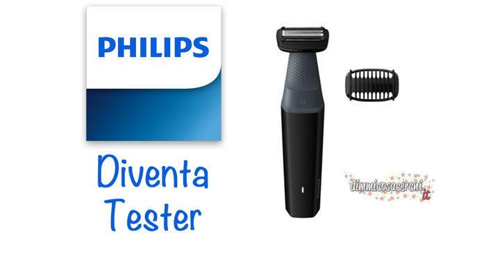 Testing Philips: prova gratis Philips Bodygroom