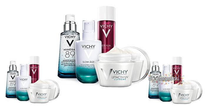 Vichy Test&Tell: candidati per testare nuovi cosmetici