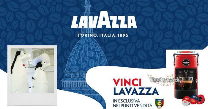 Vinci Lavazza con LIDL