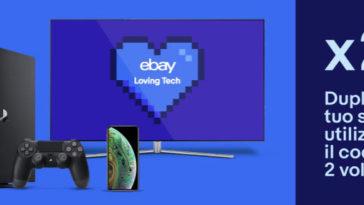 codice sconto ebay