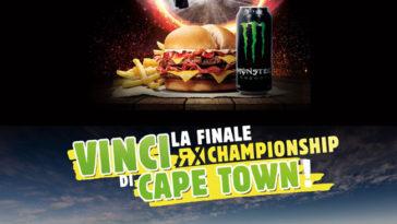 concorso a premi Bk Zone Monster