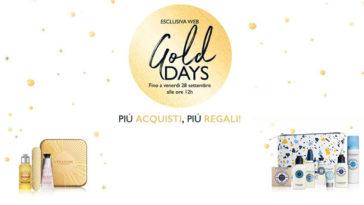 Gold Days L'Occitane