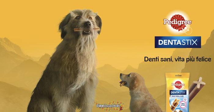Dentastix Pedigree: candidati per testarlo gratis