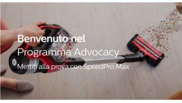 Concorso Philips SpeedPro Max
