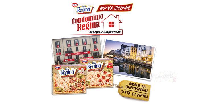 Concorso Pizza Regina