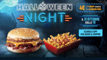 Coupon Mcdonalds Halloween