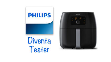 Friggitrice Avance Collection Airfryer nel nuovo progetto tester Philips