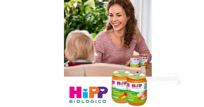 HiPP Baby: candidati per testare i prodotti