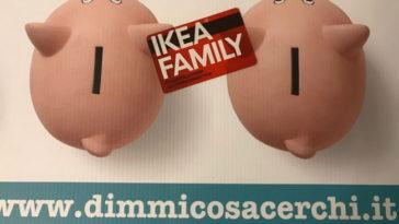 Ikea Family Card: iscrizione e vantaggi