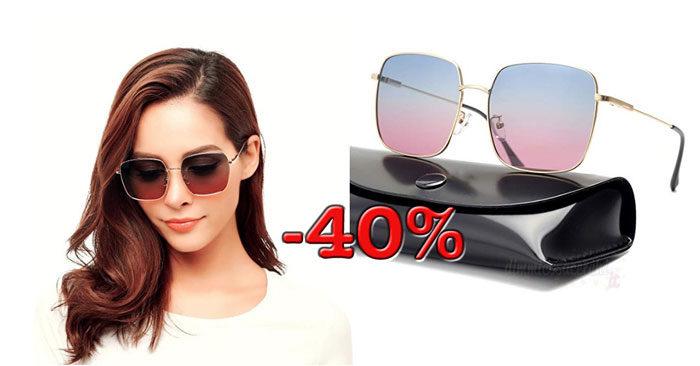 Occhiali da sole da donna scontati del 40%
