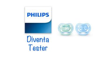 Tester Philips: prova Ciuccio ultra air Philips Avent