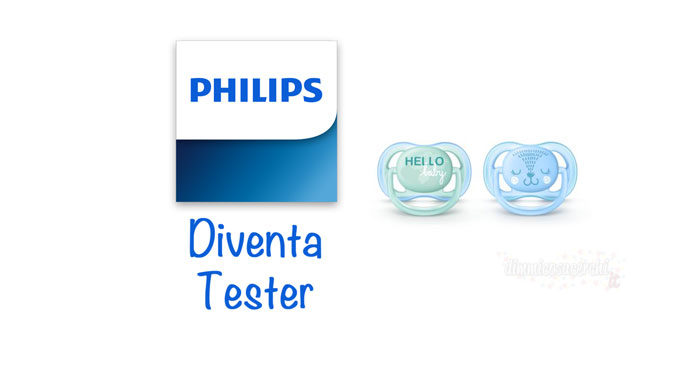 Tester Philips: prova Ciuccio ultra air Philips Avent