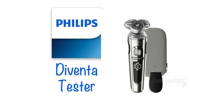 Testing Philips: prova gratis Rasoio elettrico S9000 Prestige