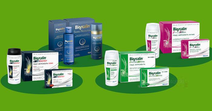 Vinci 100 kit di prodotti Bioscalin