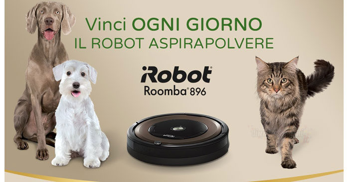 Vinci iRobot Roomba con Ultima