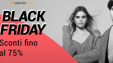 Black Friday Zalando Privè