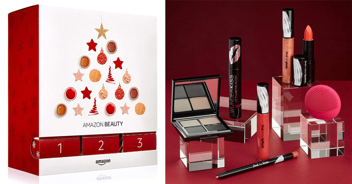 Calendario avvento Amazon Beauty