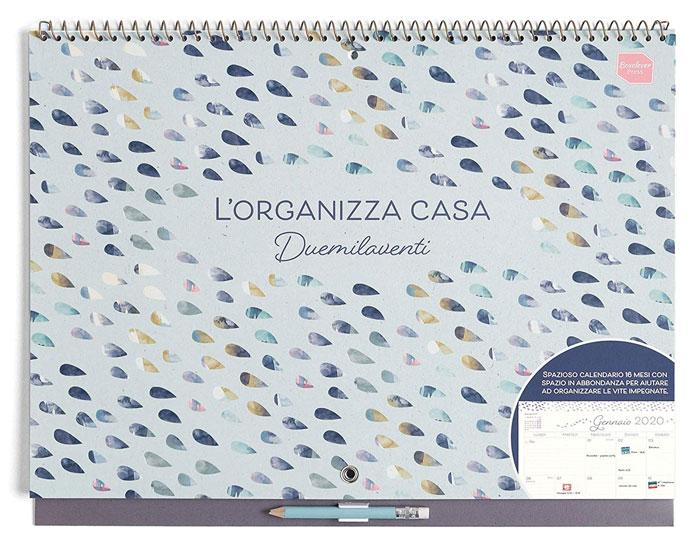 Calendario Da Parete Grande.Calendari 2020 I Migliori Per L Organizzazione Della Casa E