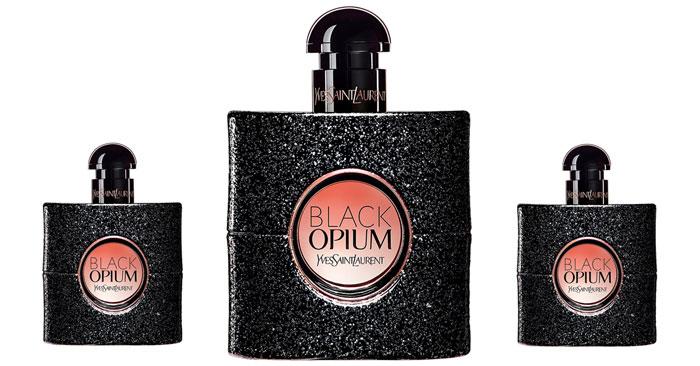 Campione omaggio profumo Black Opium