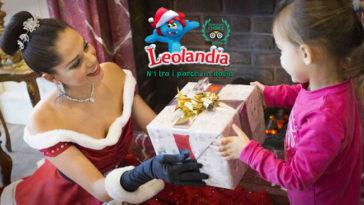 """Concorso """"Natale incantato a Leolandia"""""""