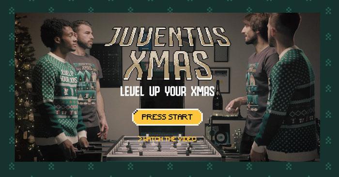 Concorso Xmas Juventus